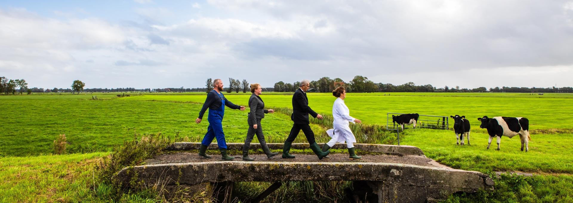 Oer de Grinzen | klimaatevent Fryslân | 26 november